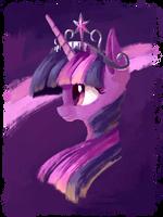 Twilight Portrait by Plainoasis