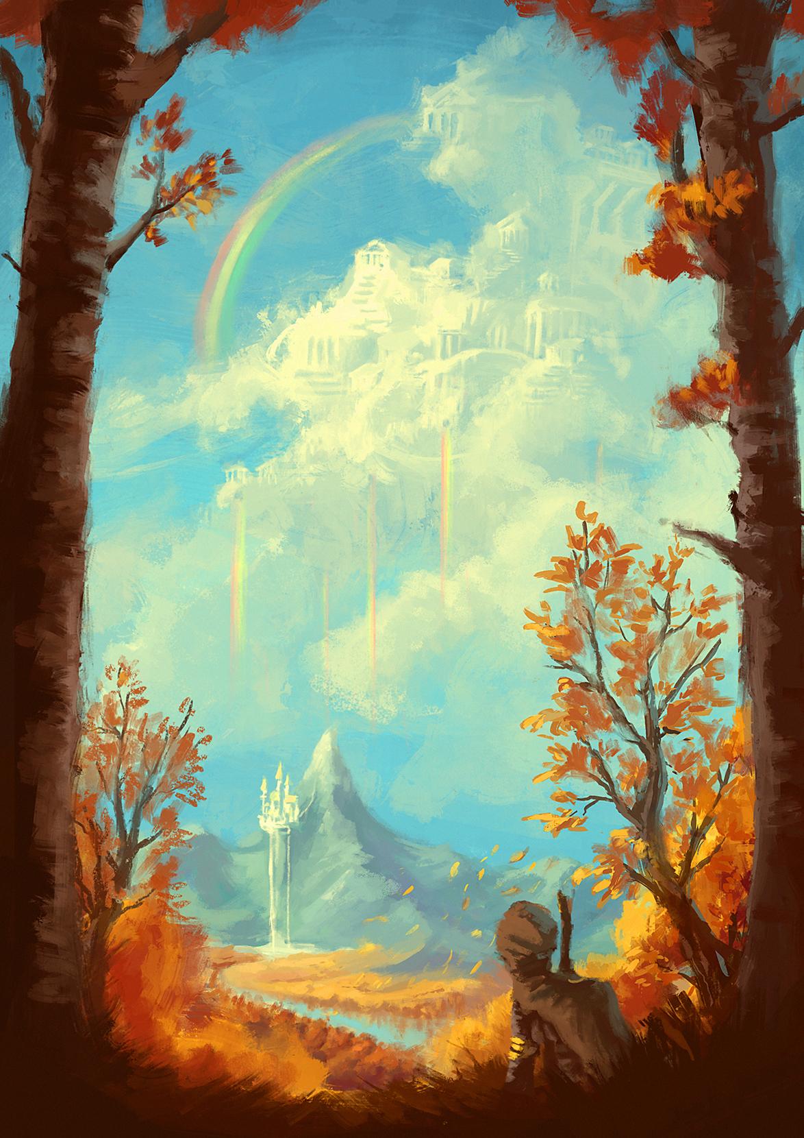Arrival by Plainoasis