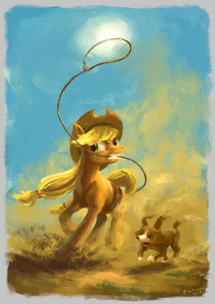 [Obrázek: the_earth_pony_way_by_plainoasis-dbr8cu8.jpg]