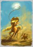 The Earth pony way