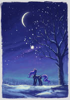 For winter solstice by Plainoasis