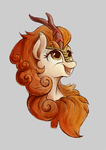 Autumn Blaze portrait