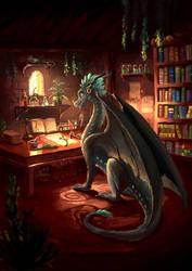 Herbalist Dragon