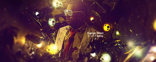 Kanye West by kenylife