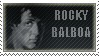 Rocky Balboa stamp by CosmoAlien