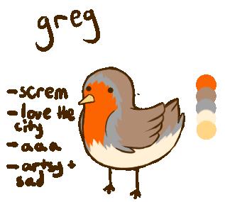 greg by H4ngetsu