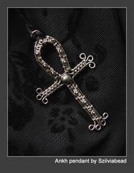 Ankh pendant by bodaszilvia
