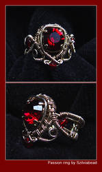 Passion ring by bodaszilvia