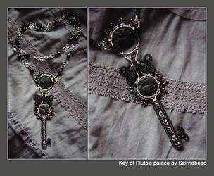 key of Pluto's palace by bodaszilvia