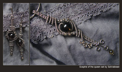 Sceptre of the queen set by bodaszilvia