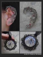 Jewelry for Sissela by bodaszilvia