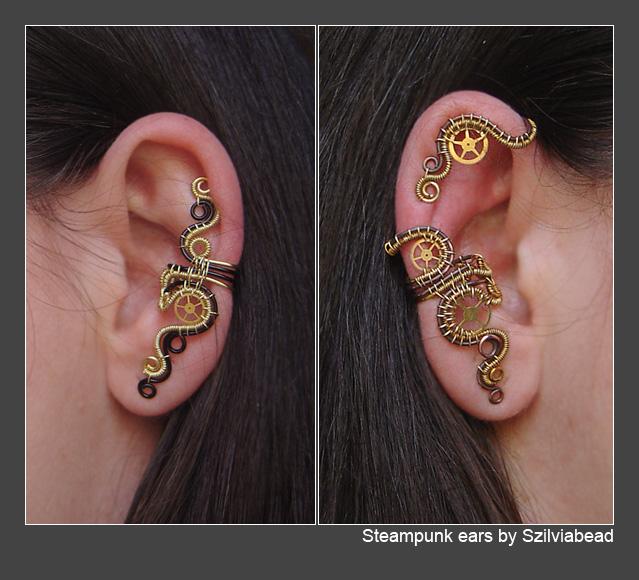 Steampunk ears by bodaszilvia