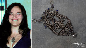 Necklace for Catherynne M. Valente