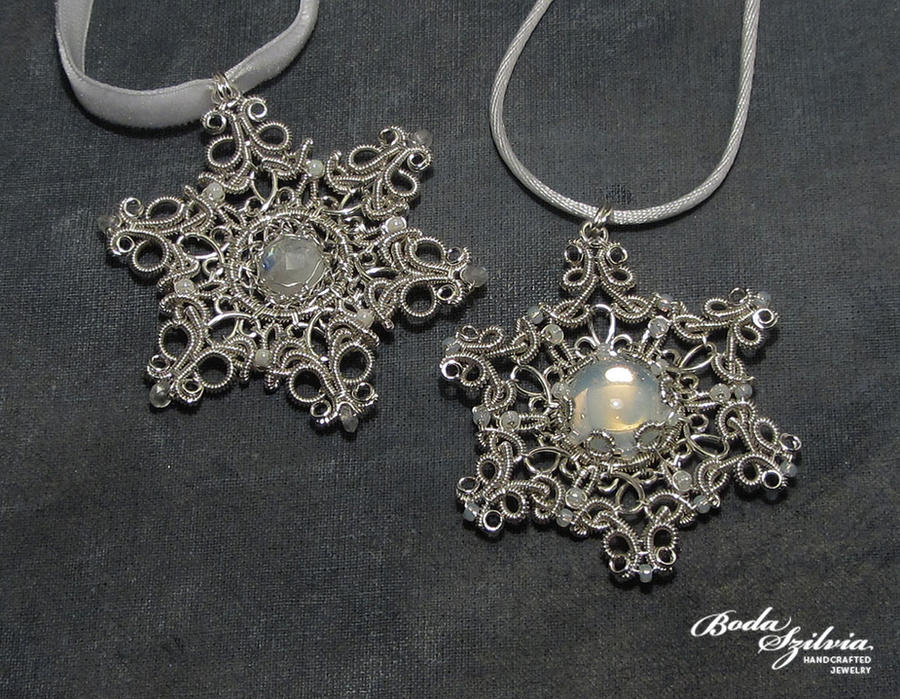 Custom snowflakes 2012 by bodaszilvia