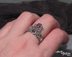 Circe ring by bodaszilvia