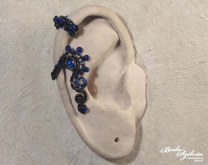 Nyx cartilage ear cuff by bodaszilvia