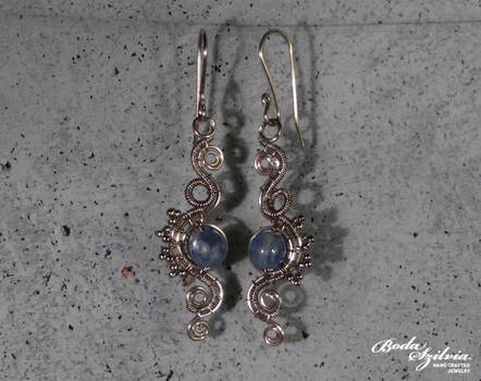 Naiad earrings