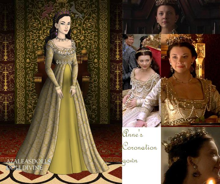 Anne Boleyn by monsterhighlover3