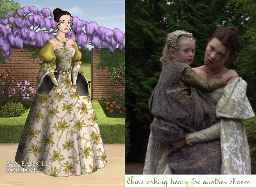 Anne Boleyn by monsterhighlover3