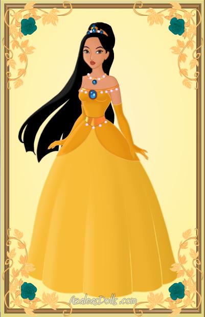 Pocahontas Wedding by monsterhighlover3 on DeviantArt