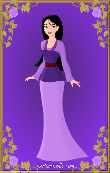 mulan purple by monsterhighlover3 on deviantart