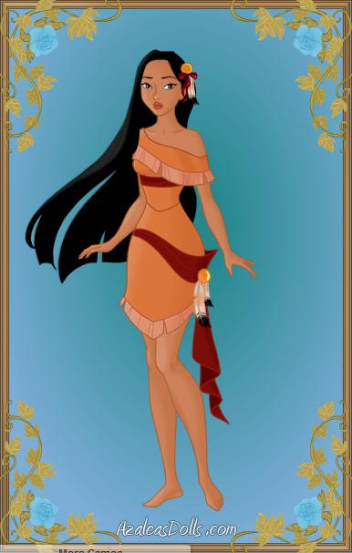 pocahontas by monsterhighlover3