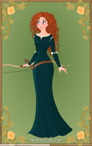 Merida by monsterhighlover3