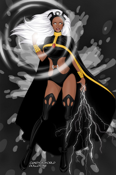X-Men Original - Storm by monsterhighlover3