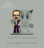 Community support to Krash by flosaurus