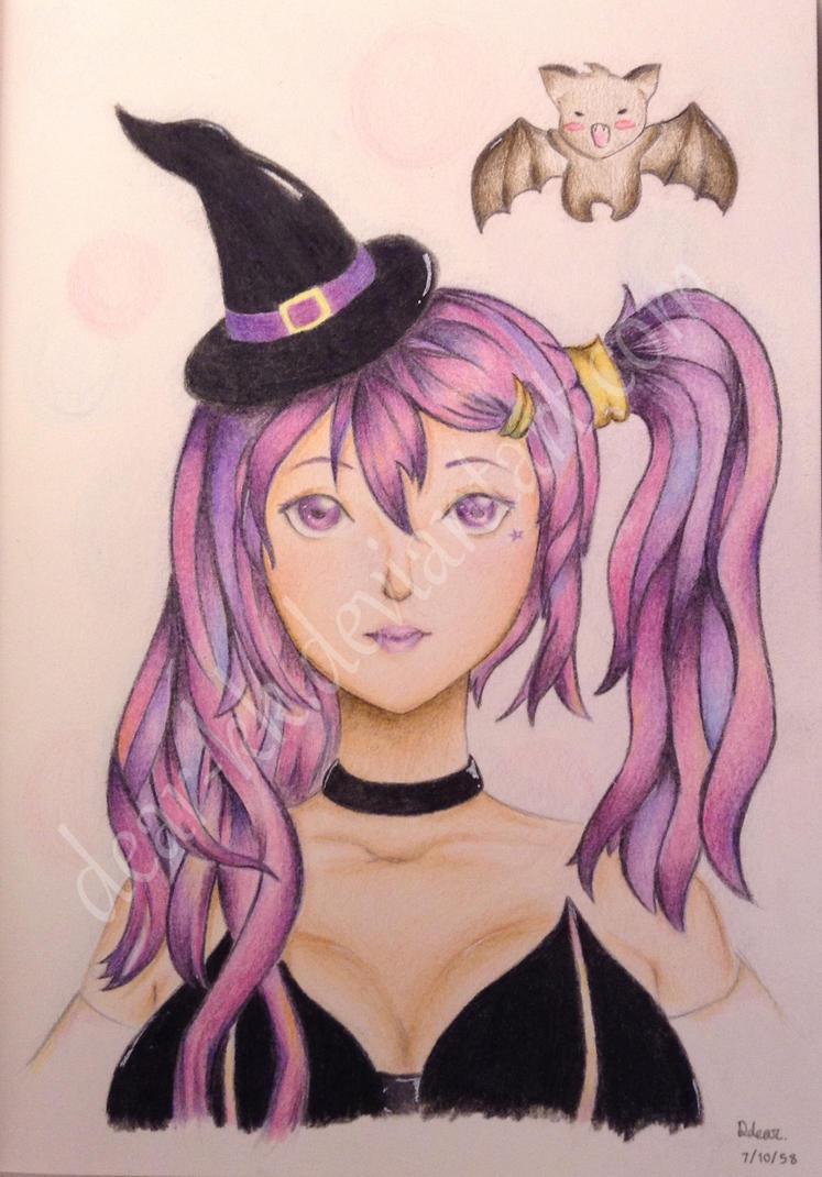 Witch by Dear-KK