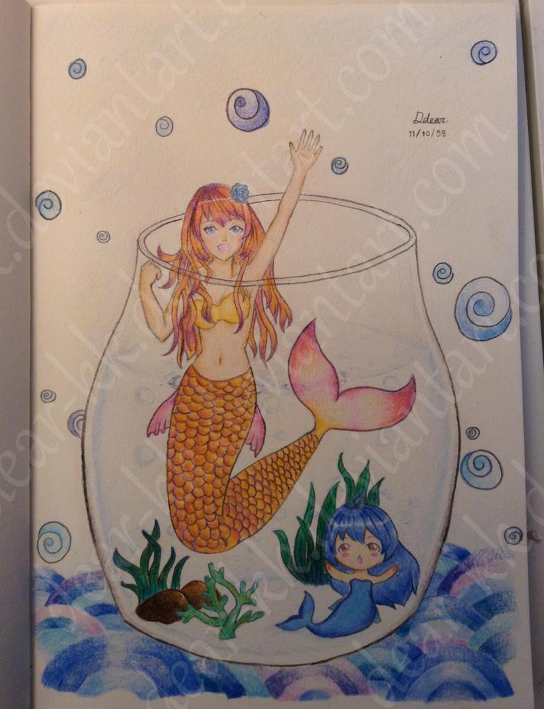 mermaid by Dear-KK