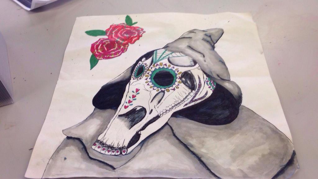 The Beautiful Dead by SanctusTheFallen