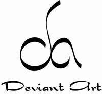 Deviant logo by voxen