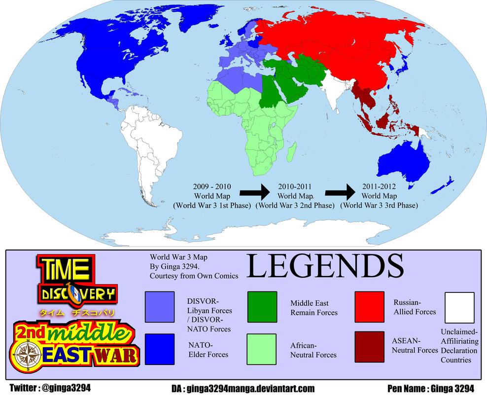 World War 3 3rd Phase by ginga3294manga on DeviantArt