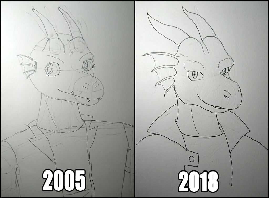 Improvement - 2005 vs. 2018 by SeanPowers
