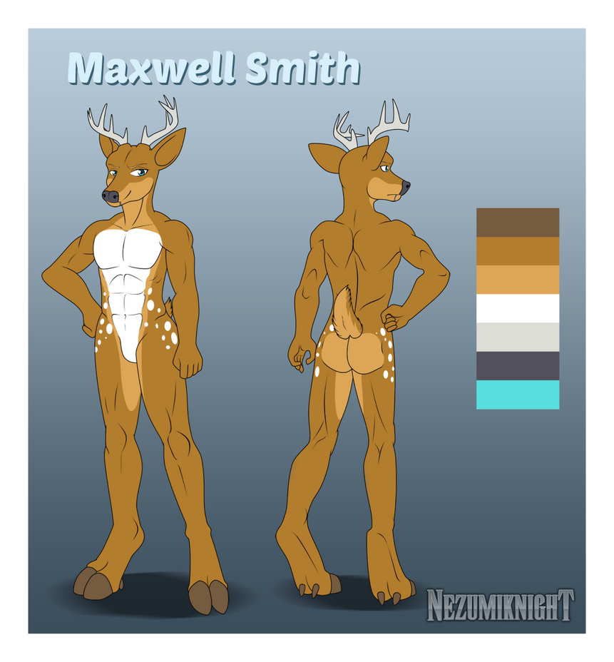 Maxwell Smith - Reference by SeanPowers