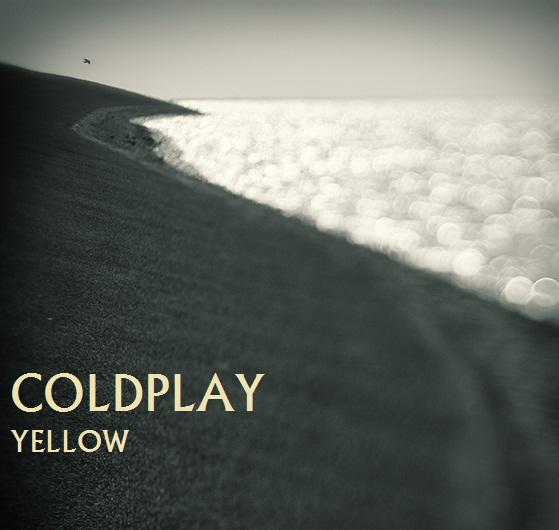 Coldplay - Yellow by darko137 on DeviantArt