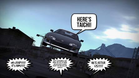 Here's Taichi! by Zahir678