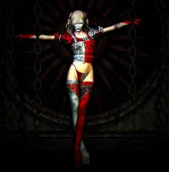 Harley Quinn - Steam Punkish by rrice