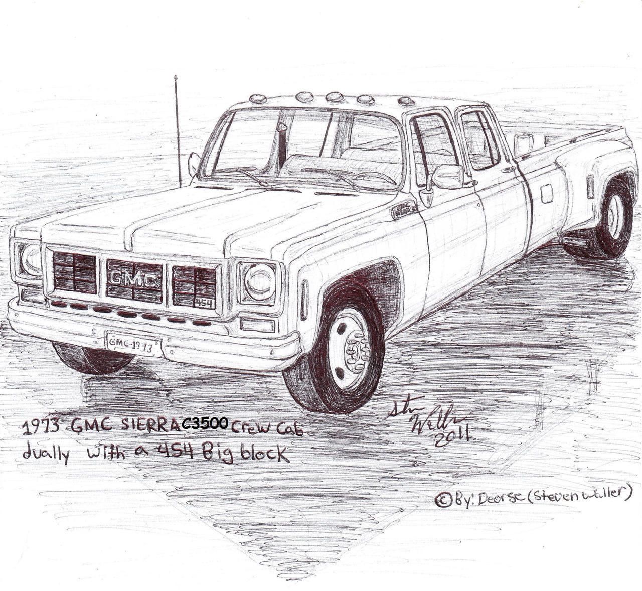 just as good as a chevy by deorse on deviantart