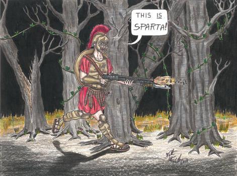 Spartan: //Into the Deep 'Fanart'