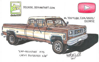 Channel Gallery Promo Art 1 Chevy Truck