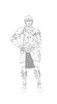 Sir Aydyn Champion of Solen