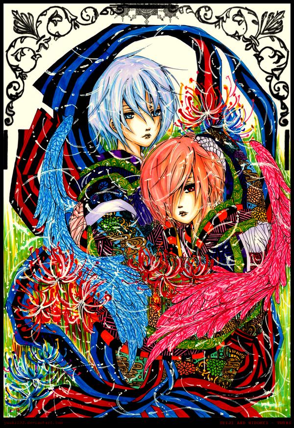 TWINS by yuuki-ri