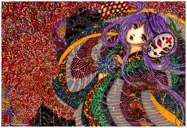 Higanbana Empress by yuuki-ri