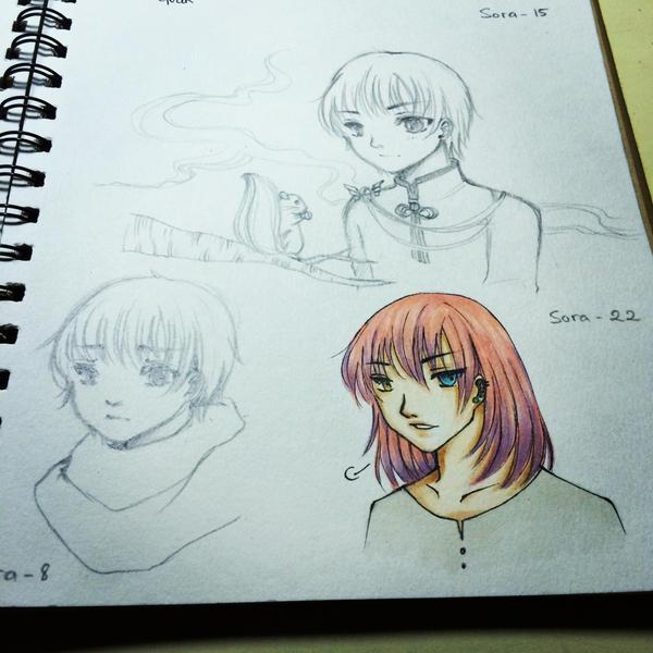 OC SORA by yuuki-ri