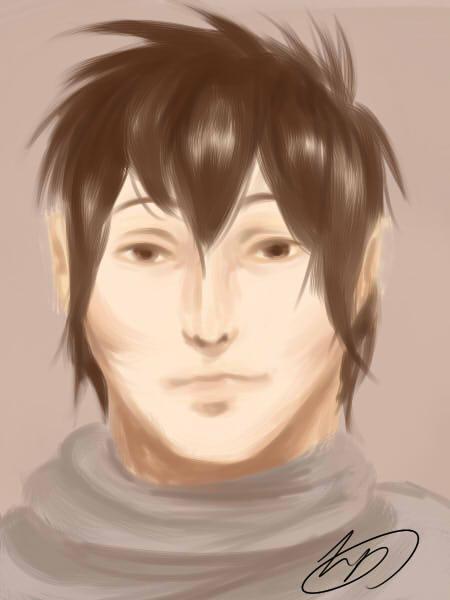 Sasuke by Torad