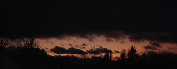 Sunset by weirdsparkle
