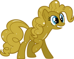 Golden Pinkie Pie!!!!
