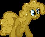 Golden Pinkie Pie!!!!